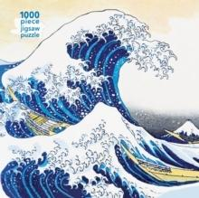 HOKUSAI: THE GREAT WAVE : 1000-PIECE JIGSAW PUZZLES