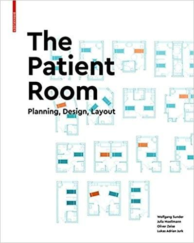 "THE PATIENT ROOM ""PLANNING, DESIGN, LAYOUT""."