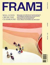 FRAME Nº 137   WILL COVID CRUSH THE CLASSROOM?
