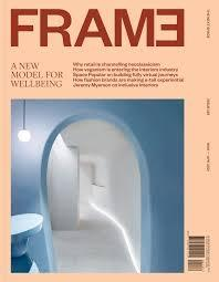 FRAME Nº139. A NEW MODEL FOR WELLBEING