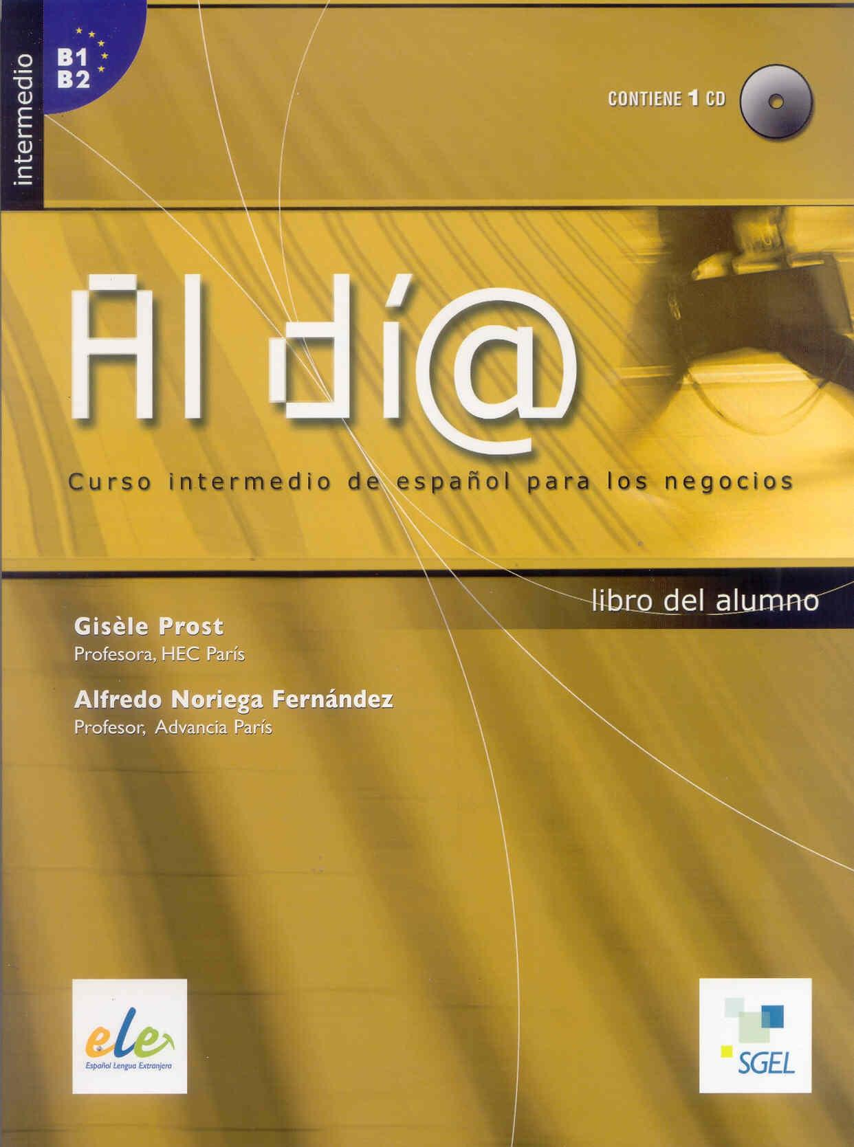 AL DIA INTERMEDIO ALUM+CD1