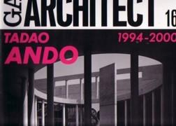 ANDO: GA ARCHITECT Nº 16. TADAO ANDO 1994-2000. VOL 3