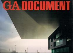 GA DOCUMENT Nº 57 ( ISOZAKI, NOUVEL, SIZA, STUDIO )
