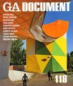 GA DOCUMENT Nº 118. ( HOLL, HADID, MAYER, ANDO, KALACH)