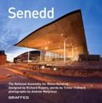 ROGERS: SENEDD : THE NATIONAL ASSEMBLY FOR WALES BUILDING DESIGNED BY RICHARD ROGERS